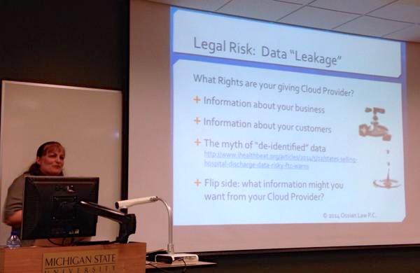 Legal Risk