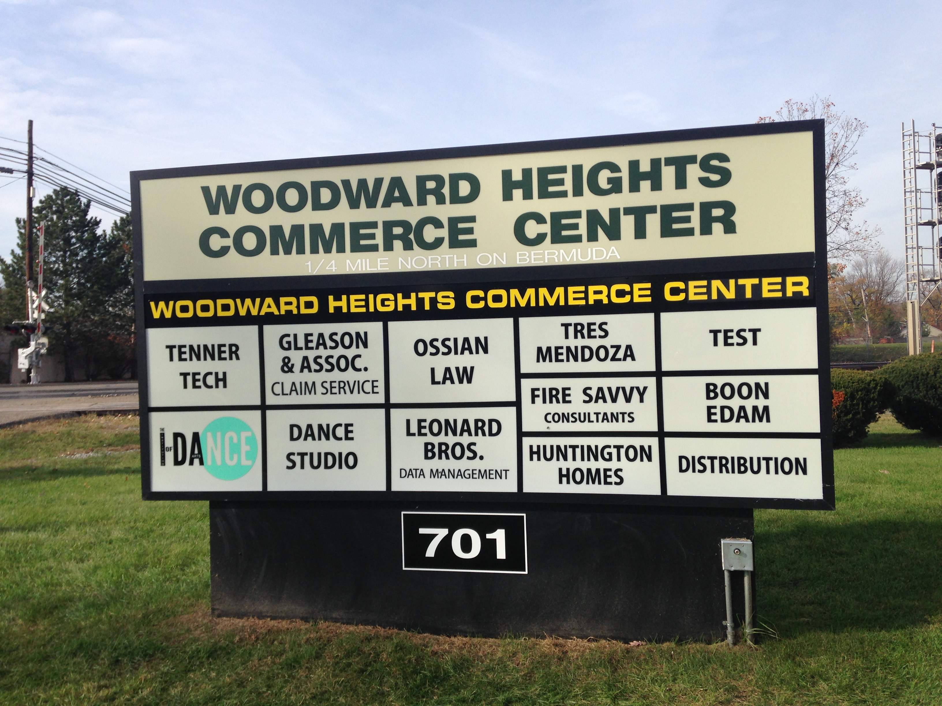 Woodward Heights Commerce Center